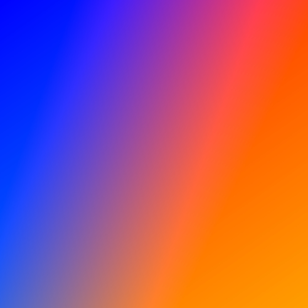 Orange pink and blue phone wallpaper