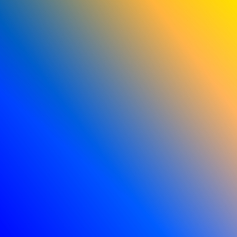 Blue and yellow phone wallpaper